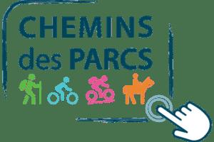 Logo Chemins des Parcs