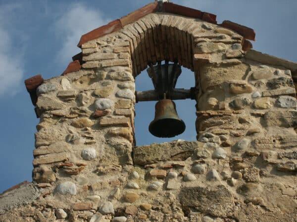 Cloche chapelle Saint Michel