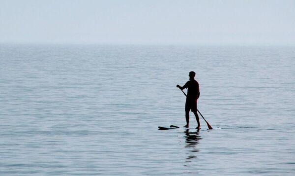 Verdon Canoë Paddle