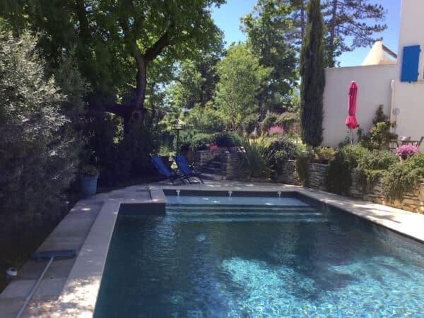 piscine à votre disposition personnelle