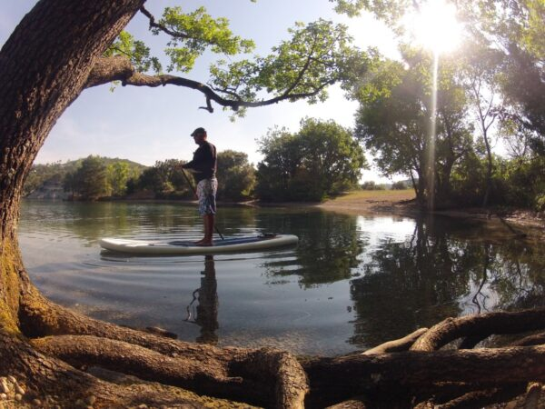 Gliss Sup (Stand-Up Paddle)