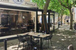 Le Petit Provençal - Restaurant Manosque