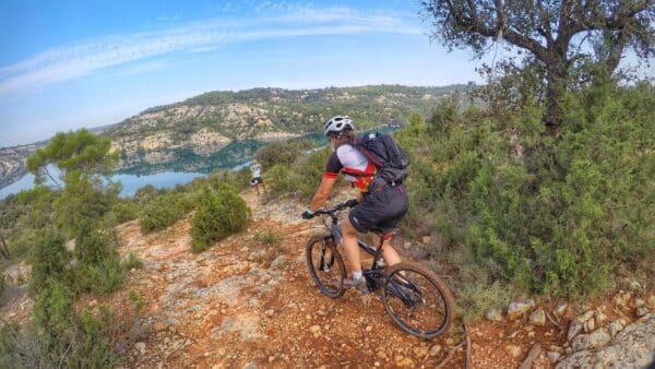 Circuit Provence Verdon VTT 1