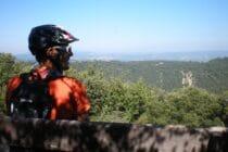 Tour des Collines de Manosque en VTT