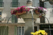 Fontaine de la place du Docteur Itard
