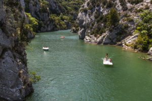 Route du Lac d'Esparron de Verdon